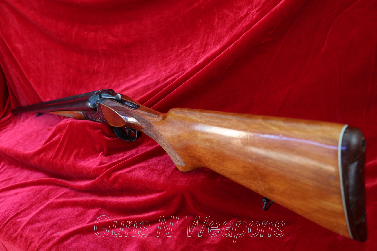 Remington/Baikal, IZH18MN, single shot, 7.62x39mm. I got one..