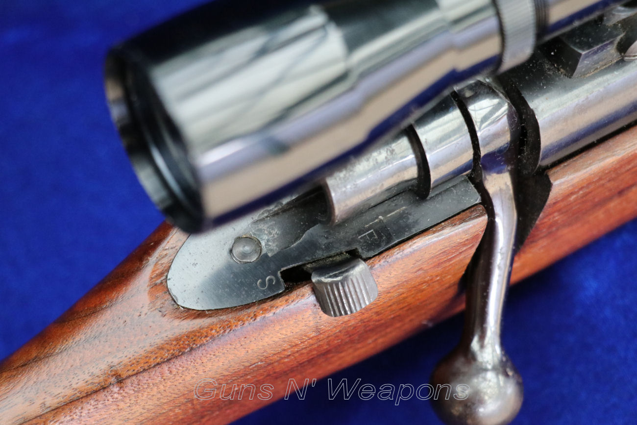 Winchester Cooey Model 71 243win Bolt Action Carbine